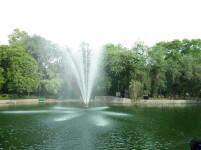 Delhi is full of parks like the Lodhi Gardens