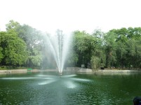 Delhi is full of parks like the Lodhi Gardens
