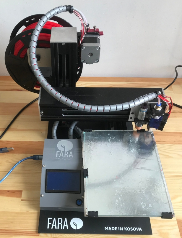 3D Printer that is made in Kosovo