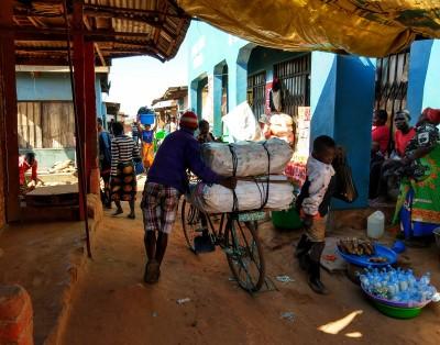 The Chinsapo market.
