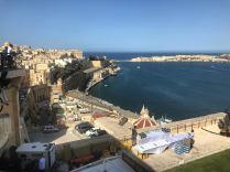 Valleta's harbor