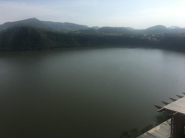 Debre Zeit lake
