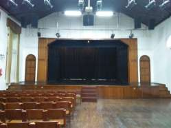 Woodstock's auditorium hall