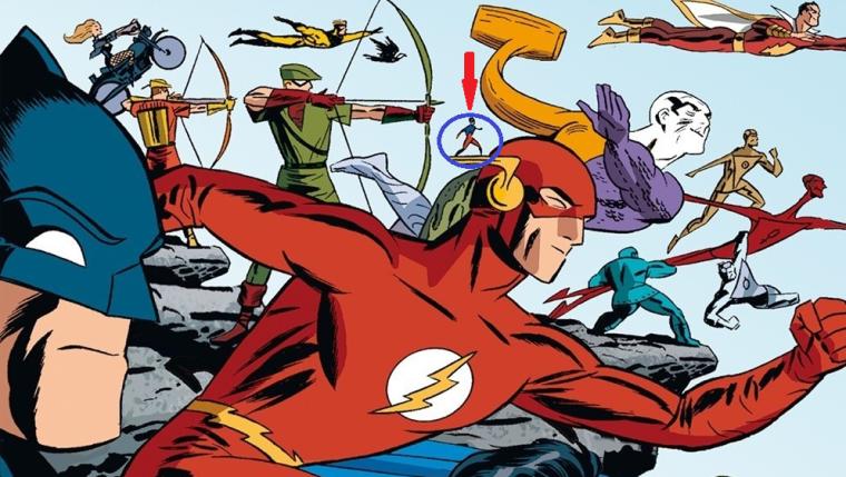 World Learning superhero (image courtesy - Warner Bros)