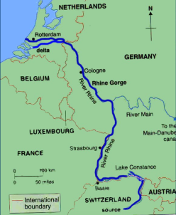 river countries