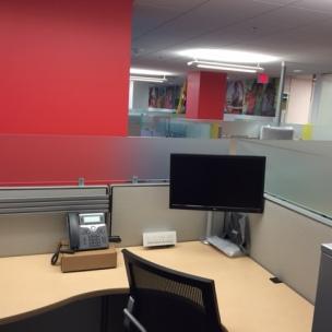 Standard Desk Setup