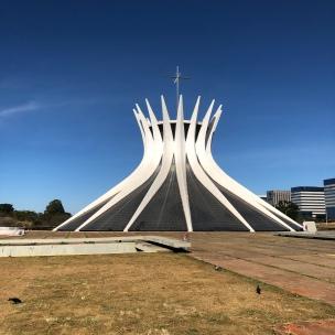 Cathedral of Brasília (exterior)