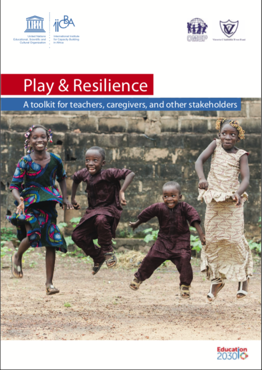Play & Resilience Cover Page