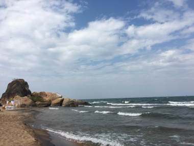 Visiting Salima to see Lake Malawi