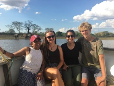 Friends at Liwonde